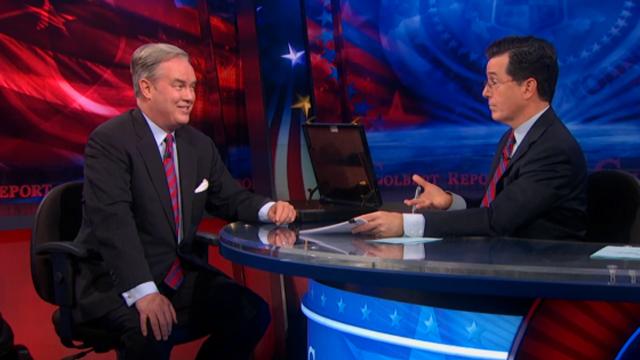 """Trevor Potter on """"The Colbert Report"""""""