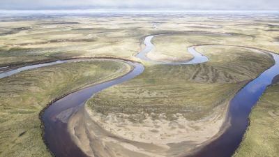 Northeast National Petroleum Reserve in Alaska. Photo by Bob Wick