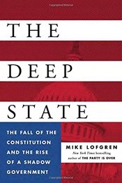 The Deep State by Mike Lofgren book jacket