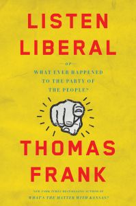 Listen Liberal book cover