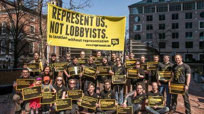 Represent.Us activists