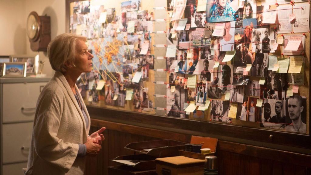 """Helen Mirren plays Colonel Katherine Powell in """"Eye in the Sky.""""(Courtesy of Bleecker Street Films)"""