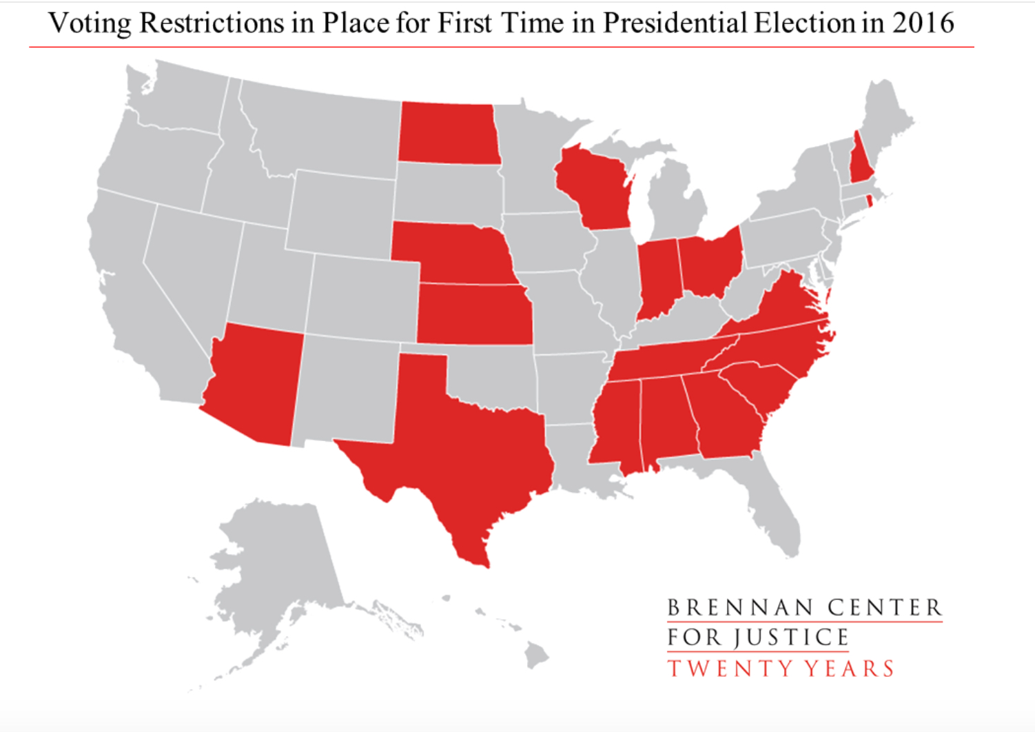 Voting restrictions graphic