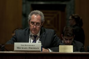 U.S. Trade Representative Michael Froman worked fpr Citigroup before joining the Obama administration. (Photo by Gabriella Demczuk/Getty Images)