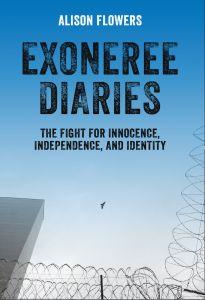 exoneree diaries book cover
