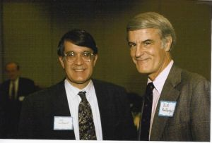 Bob LaBrant and Bill Ballenger