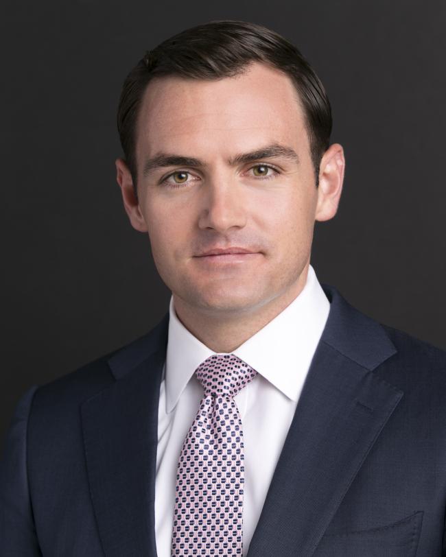 Scott Walker foreign policy adviser Mike Gallagher.