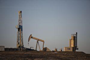 Oil rigs in the Dakotas
