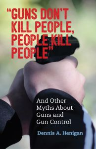 Guns Don't Kill People book cover