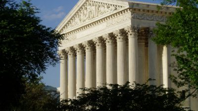 The US Supreme Court. (Matt Wade/Flickr cc 2.0)