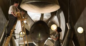 """Another scene from """"Hidden Figures."""" (Photo courtesy of 20th Century Fox)"""