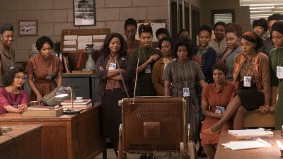 A scene from the film Hidden Figures. (Photo: 20th Century Fox)