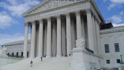 The Supreme Court of the United States. (Photo by Matt Wade/ flickr CC 2.0)