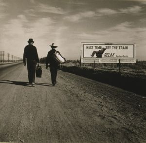 Headed West, WPA Photo (Library of Congress)