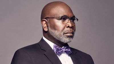 Dr. Willie Parker (Photo by Chad Griffith)