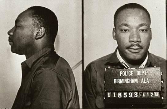 Martin Luther King, Birmingham Jail