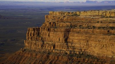 Cedar Mesa Valley of the Gods -- The 1.35 million-acre Bears Ears National Monument in southeastern Utah protects one of most significant cultural landscapes in the United States, with thousands of archaeological sites and important areas of spiritual significance. (Bureau of Land Management)