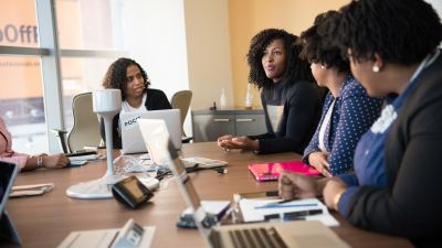 On average, black women workers are paid only 67 cents on the dollar relative to white non-Hispanic men, even after controlling for education, years of experience and location. (Photo by WOCinTech Chat | Flickr CC 2.0)
