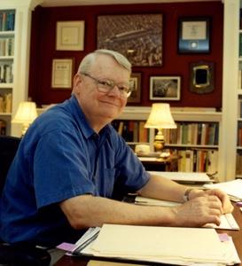 Professor Charles Dew, Williams College