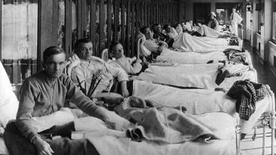 Hospital Ward (Library of Congress)