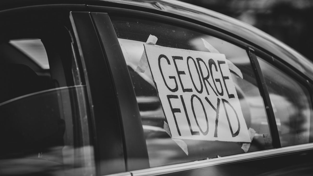 Chicago Car Caravan - Justice 4 George Floyd, Illinois, USA on May 30, 2020 Credit: Flickr, risingthermals)