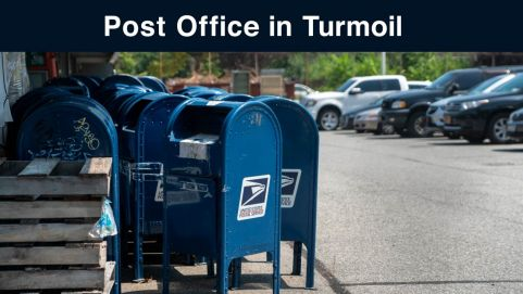 US Postal Service Under Threat