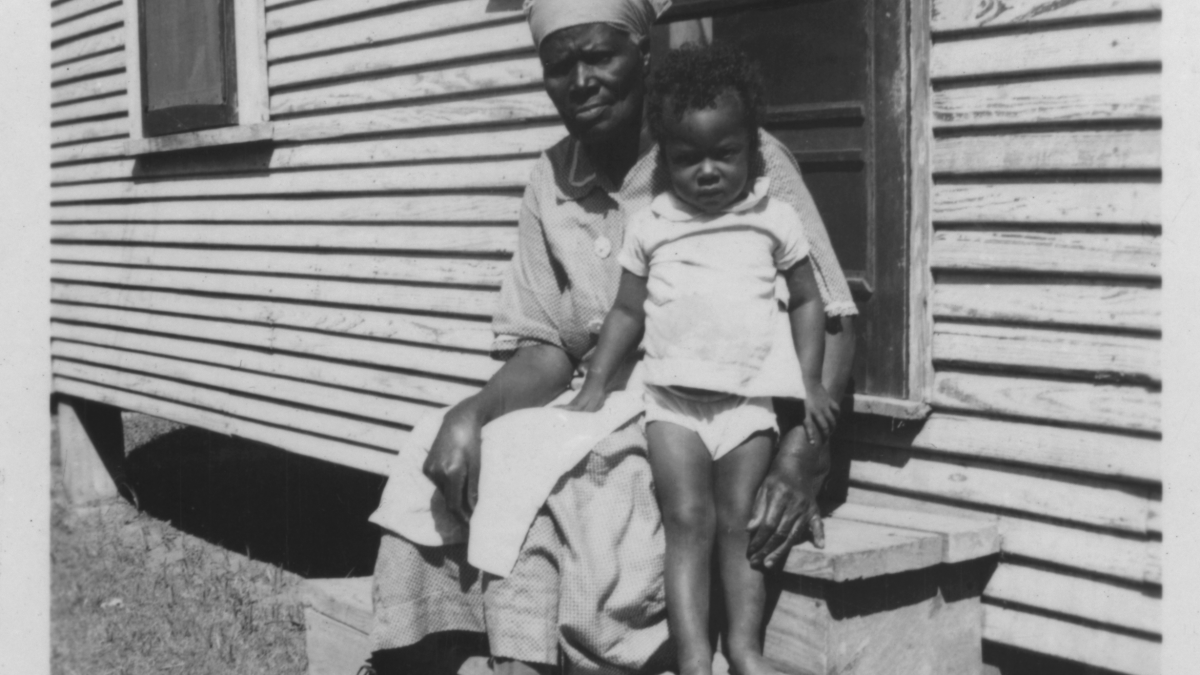 Eva Martin, ex-slave, Beaumont Born in Slavery: Slave Narratives from the Federal Writers' Project, 1936 to 1938 (603) LOC