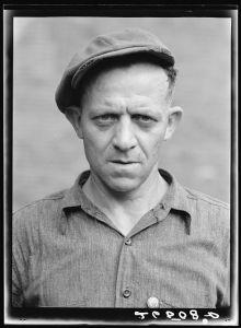 Steel worker. Midland, Pennsylvania