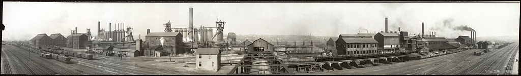 Ohio Works of the Carnegie Steel Co., Youngstown, O.